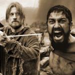 300 versus Game of Thrones : Gerard Butler combat Nikolaj Coster-Waldau chez Alex Proyas