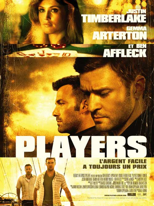 MOVIE MINI REVIEW : Players