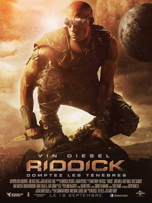 MOVIE MINI REVIEW : Riddick