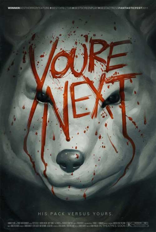MOVIE MINI REVIEW : You're Next