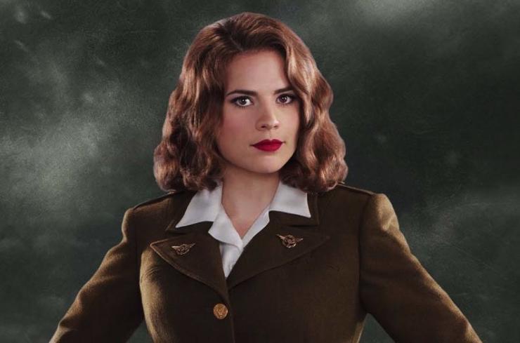 Marvel développe une série sur l'Agent Carter ?
