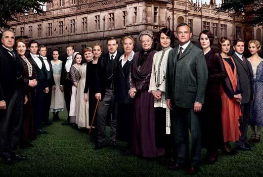 Deuil et acceptation (critique du 4.01 de Downton Abbey)