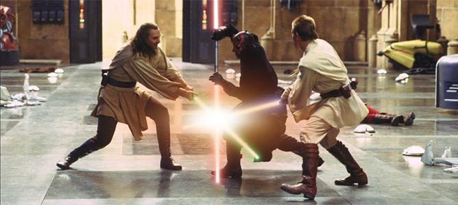 Trois choses à sauver dans… Star Wars – La Menace Fantôme