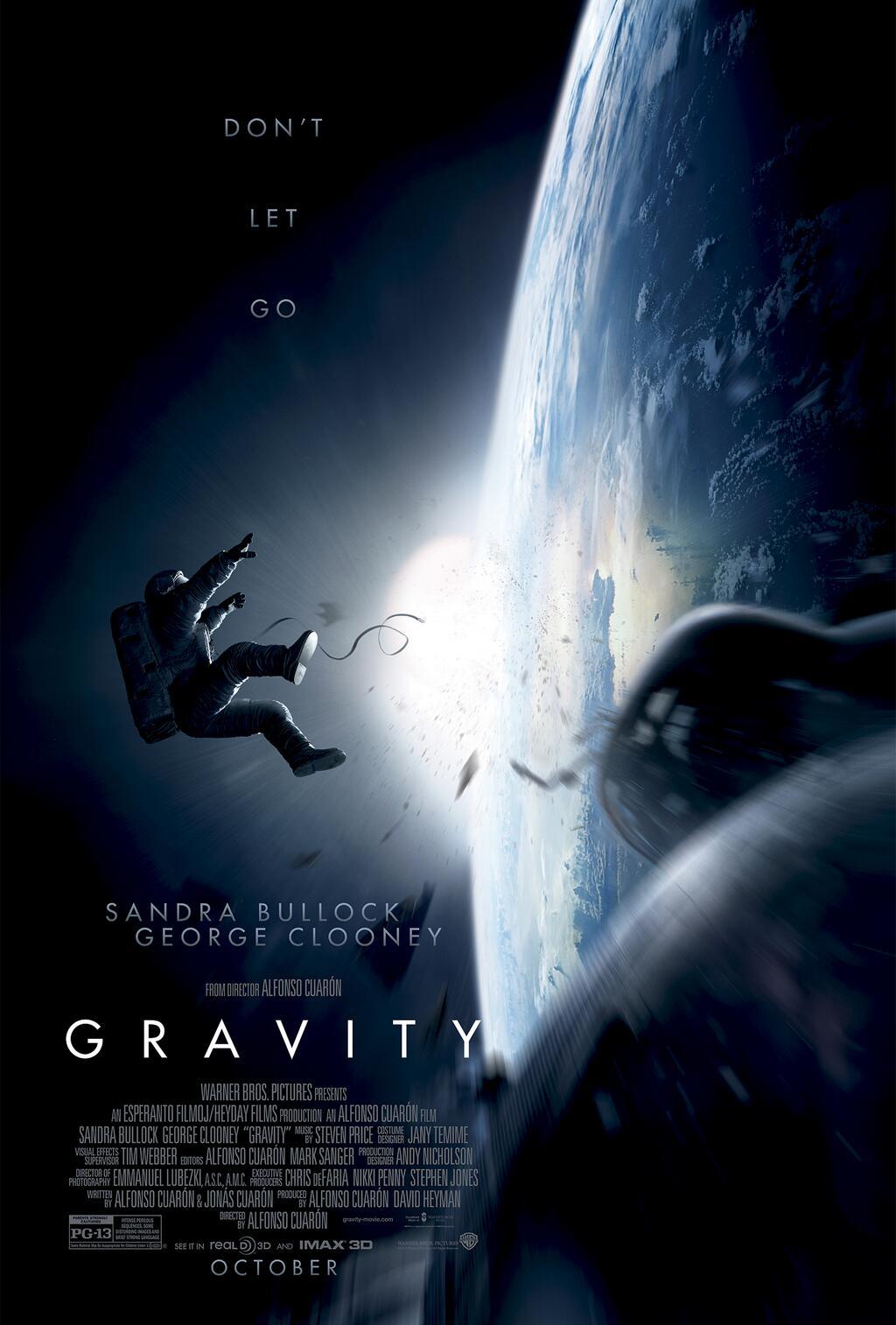On a vu Gravity !