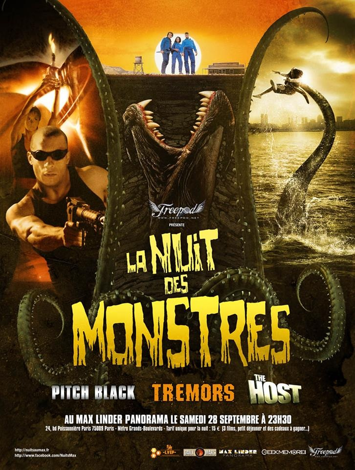 La prochaine Nuit au Max sera Mon-stru-euse !