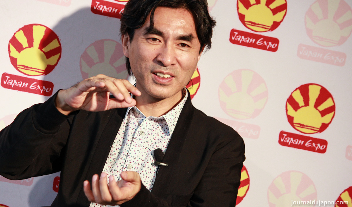 On a interviewé Shôji Kawamori
