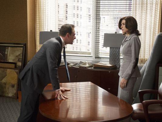 Et un teaser pour The Good Wife saison 5