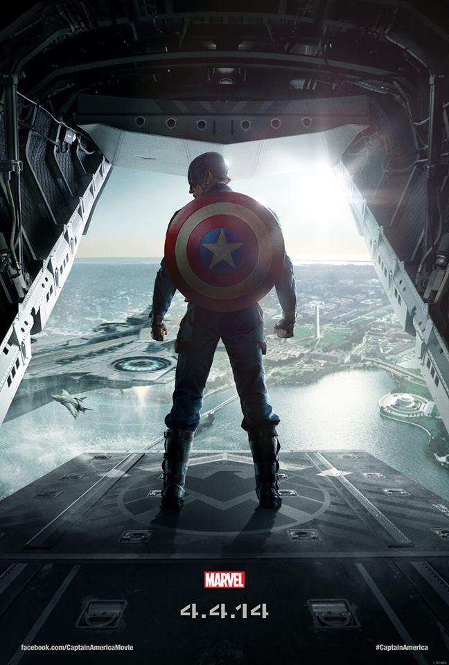 Captain America – The Winter Soldier. La bande-annonce débarque