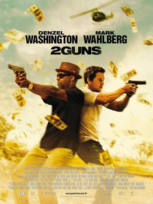 MOVIE MINI REVIEW : 2 Guns