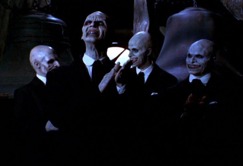 20 moments terrifiants de télé, épisode 5 (The Outer Limits, X-Files, Buffy, Dexter)