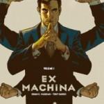 On a lu… Ex Machina – Volume 1 de Brian K. Vaughan et Tony Harris