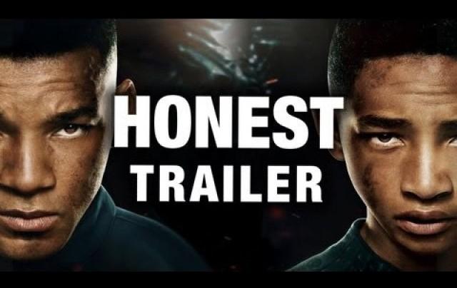 After Earth subit le traitement de choc d'Honest Trailer