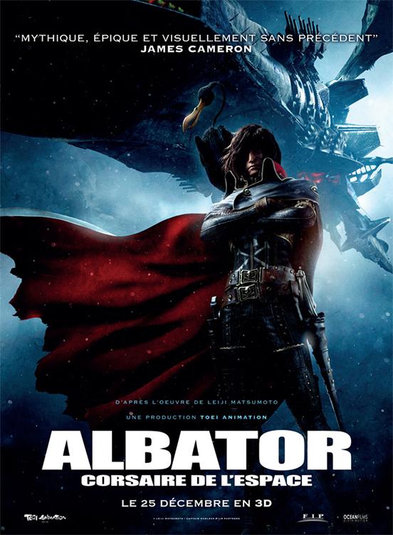 Les Utopiales de Nantes s'offrent Albator!