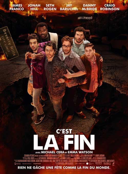 MOVIE MINI REVIEW : C'est La Fin