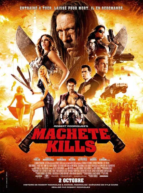 MOVIE MINI REVIEW : Machete Kills