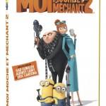 MOVIE MINI REVIEW : Moi, Moche Et Méchant 2
