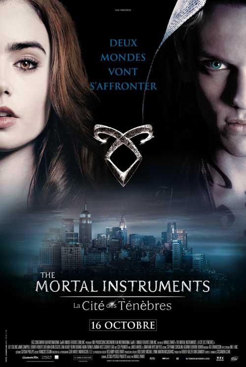 MOVIE MINI REVIEW : The Mortal Instruments : la cité des ténèbres