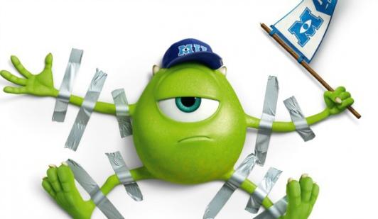 Pixar au travail sur Monsters University