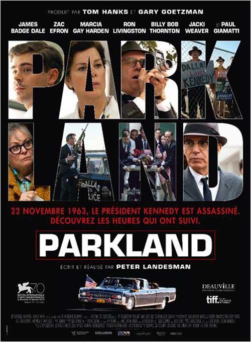 MOVIE MINI REVIEW : Parkland