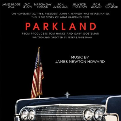 Music Mini Review : OST Parkland, de James Newton Howard (Walleye Productions)