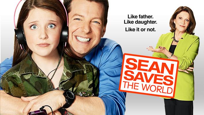 Pilote automatique : Sean Saves The World (NBC)