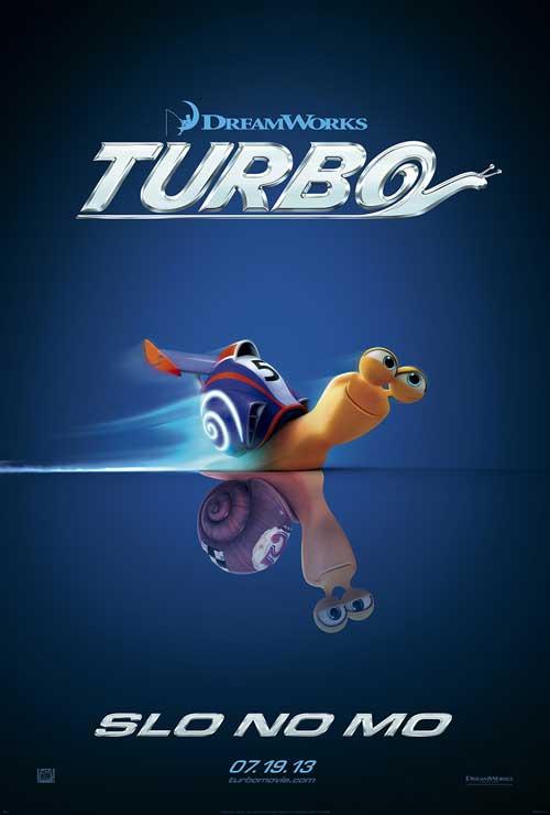 MOVIE MINI REVIEW : Turbo
