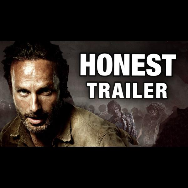 Honest Trailers se paye The Walking Dead