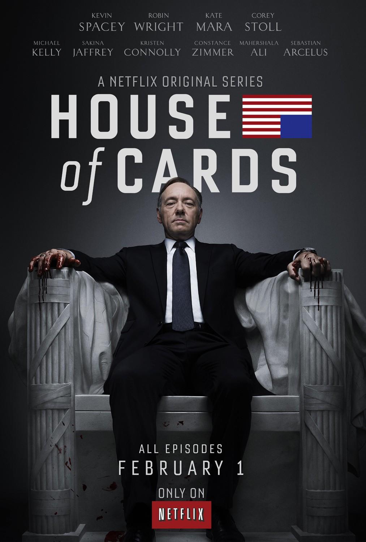 Un nouveau trailer pour House of Cards saison 2