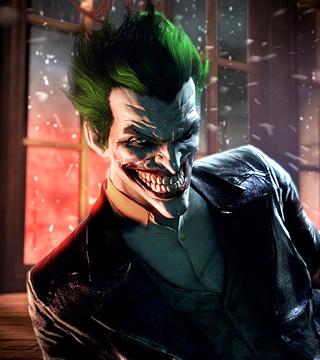 La nouvelle voix du Joker se fait entendre au New York Comic Con