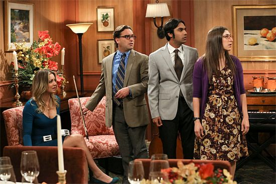 La chanson du jour : The Big Bang Theory