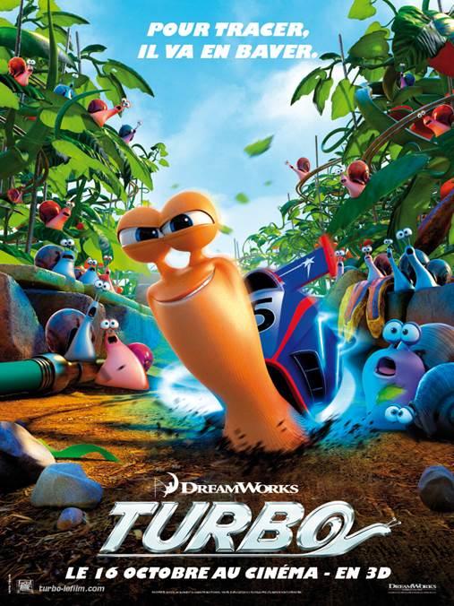 Pimp my snail (Critique de Turbo de David Soren)