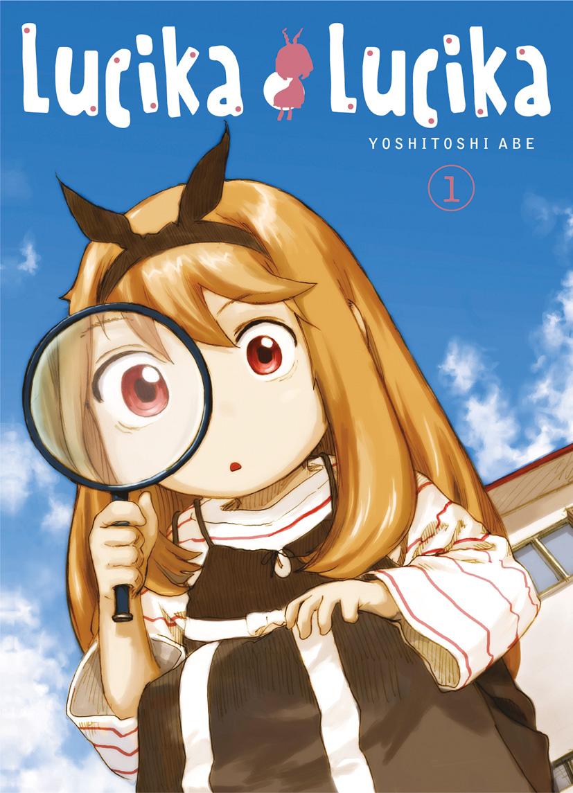 On a lu… Lucika Lucika – Tome 1 (de Yoshitoshi ABe)