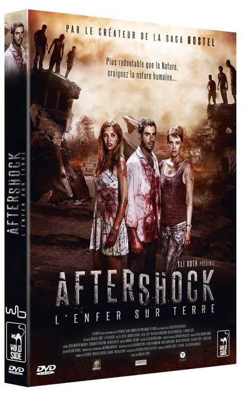 MOVIE MINI REVIEW : Aftershock