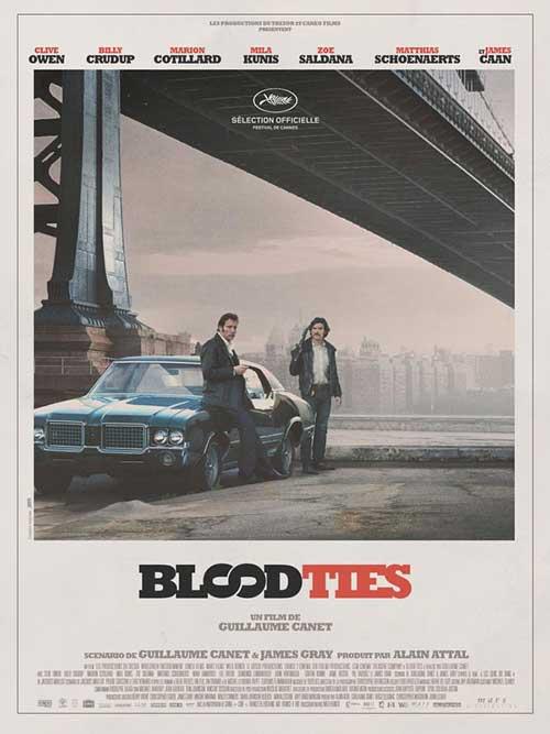 MOVIE MINI REVIEW : Blood Ties
