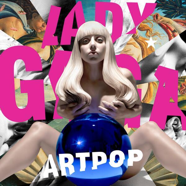 Music Mini Review : Lady Gaga, Artpop (Polydor)