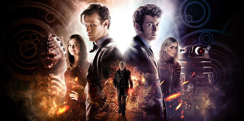 Doctor Who pour nous les nuls : l'interview qui explique tout !