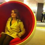 Justine Le Pottier : «J'adorerais retrouver mes copains du Visiteur du Futur»