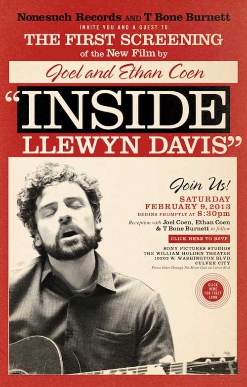 MOVIE MINI REVIEW : Inside Llewyn Davis