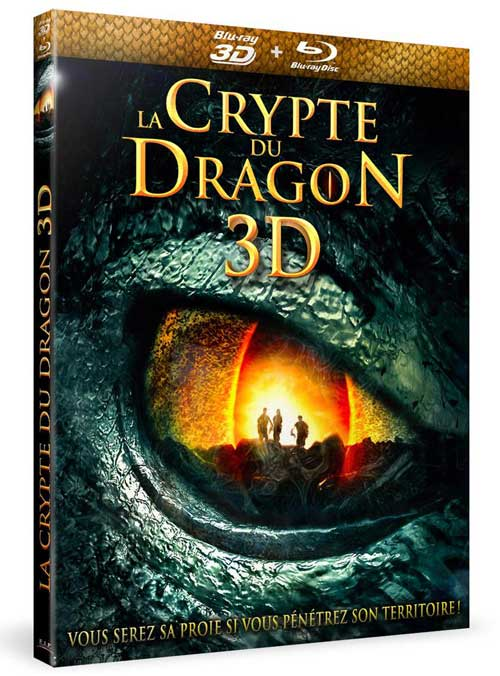 MOVIE MINI REVIEW : La Crypte Du Dragon