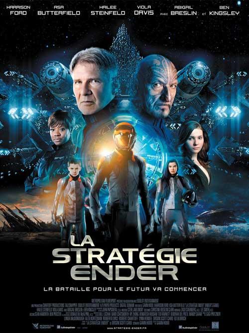 MOVIE MINI REVIEW : La Stratégie Ender