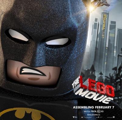 La Grande Aventure Lego, les images promos
