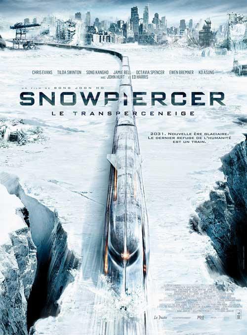MOVIE MINI REVIEW : Snowpiercer, Le Transperceneige