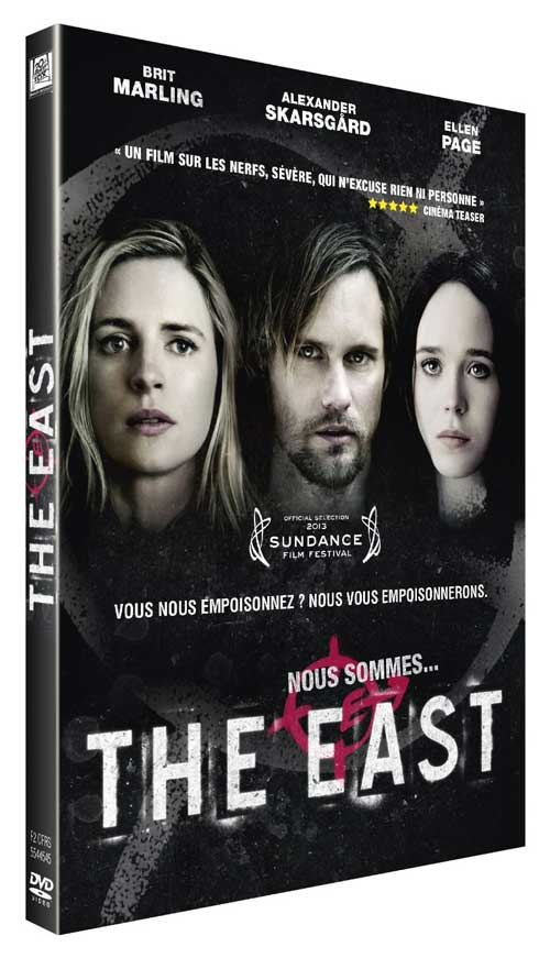 MOVIE MINI REVIEW : The East