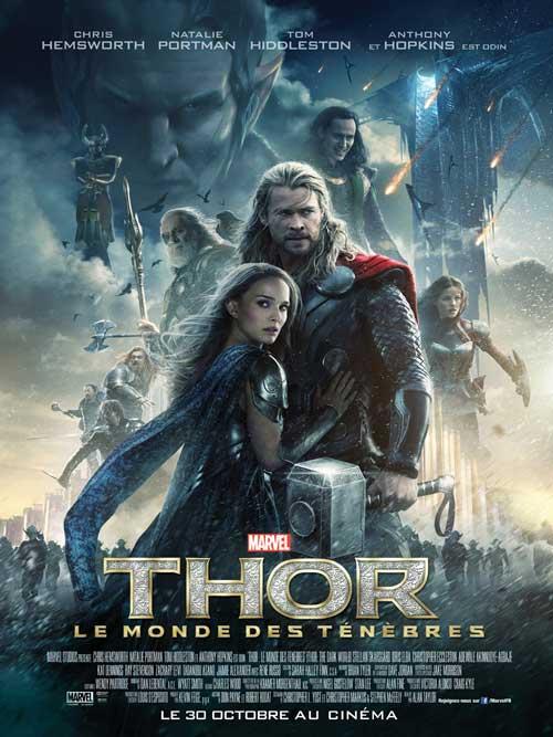 MOVIE MINI REVIEW : Thor – Le Monde Des Ténèbres