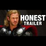Thor 2 à la sauce Honest Trailer