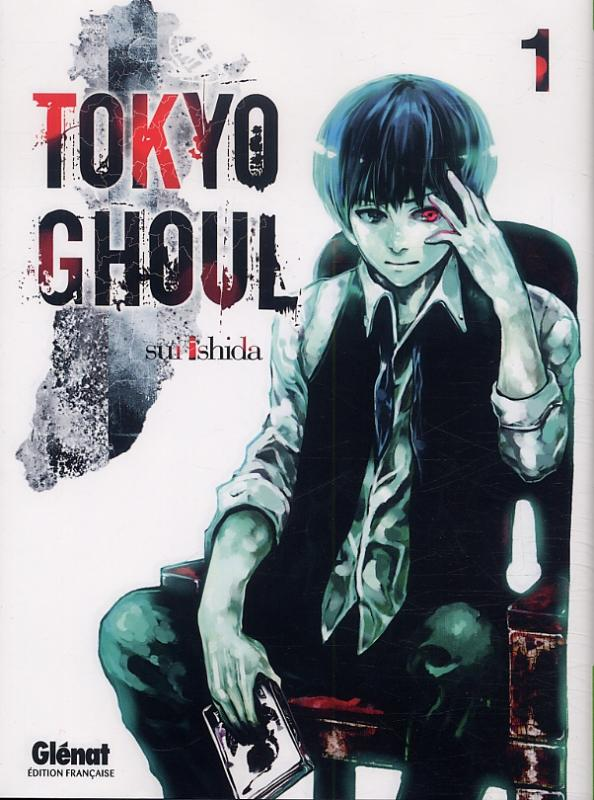 On a lu… Tokyo Ghoul (T. 1) de Sui Ishida