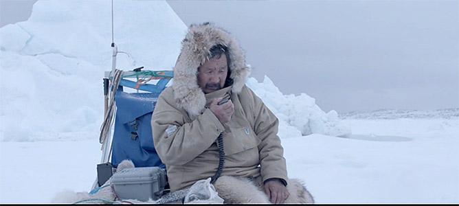 Aningaaq – le court-métrage qui répond à Gravity