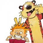 Calvin et Hobbes, animés le temps d'une danse