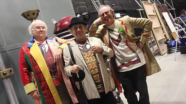 Anniversaire de Doctor Who : The Five(ish) Doctors Reboot, par Peter Davison