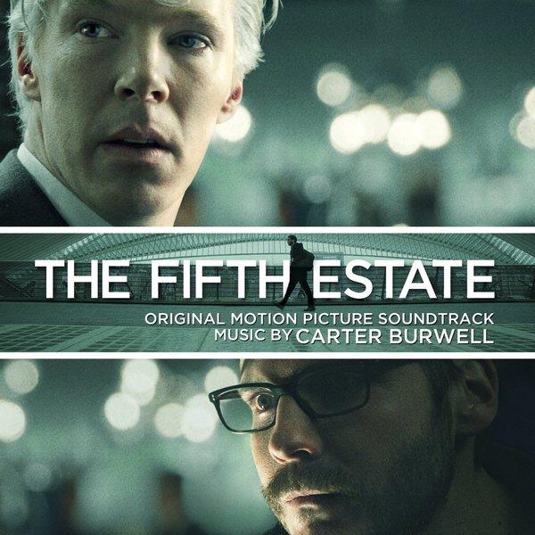 Music Mini Review : OST The Fifth Estate, de Carter Burwell (Lakeshore Records)